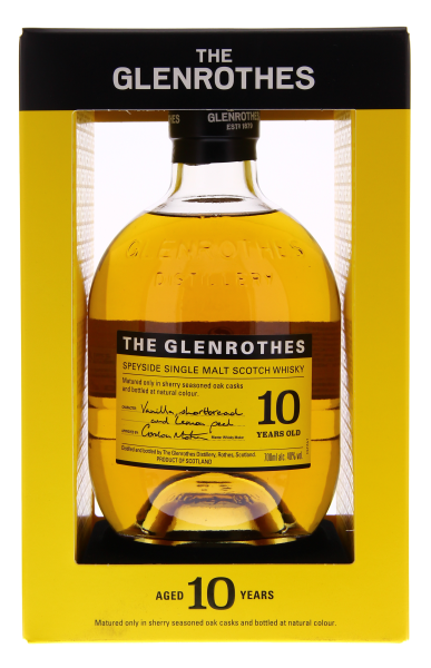 Glenrothes 10 Years 40° 0.7L