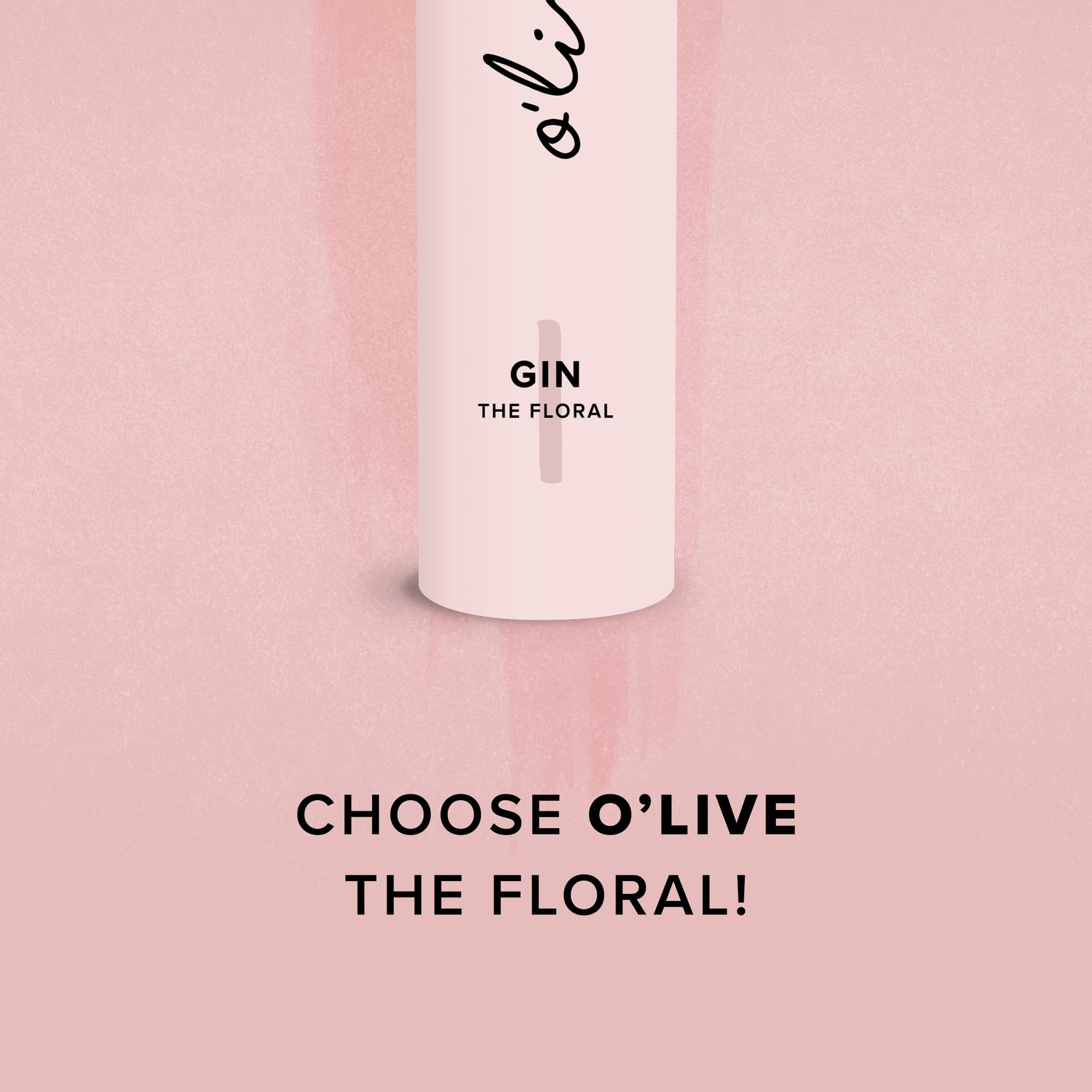 GIN O'Live THE FLORAL 0.5l-...