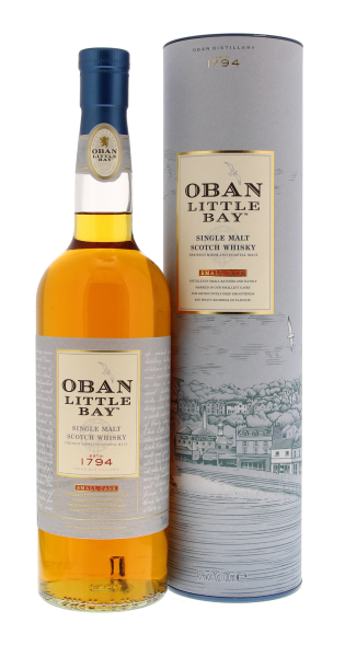 Oban Little Bay 43° 0.7L