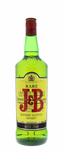 J&B Rare 40° 1L