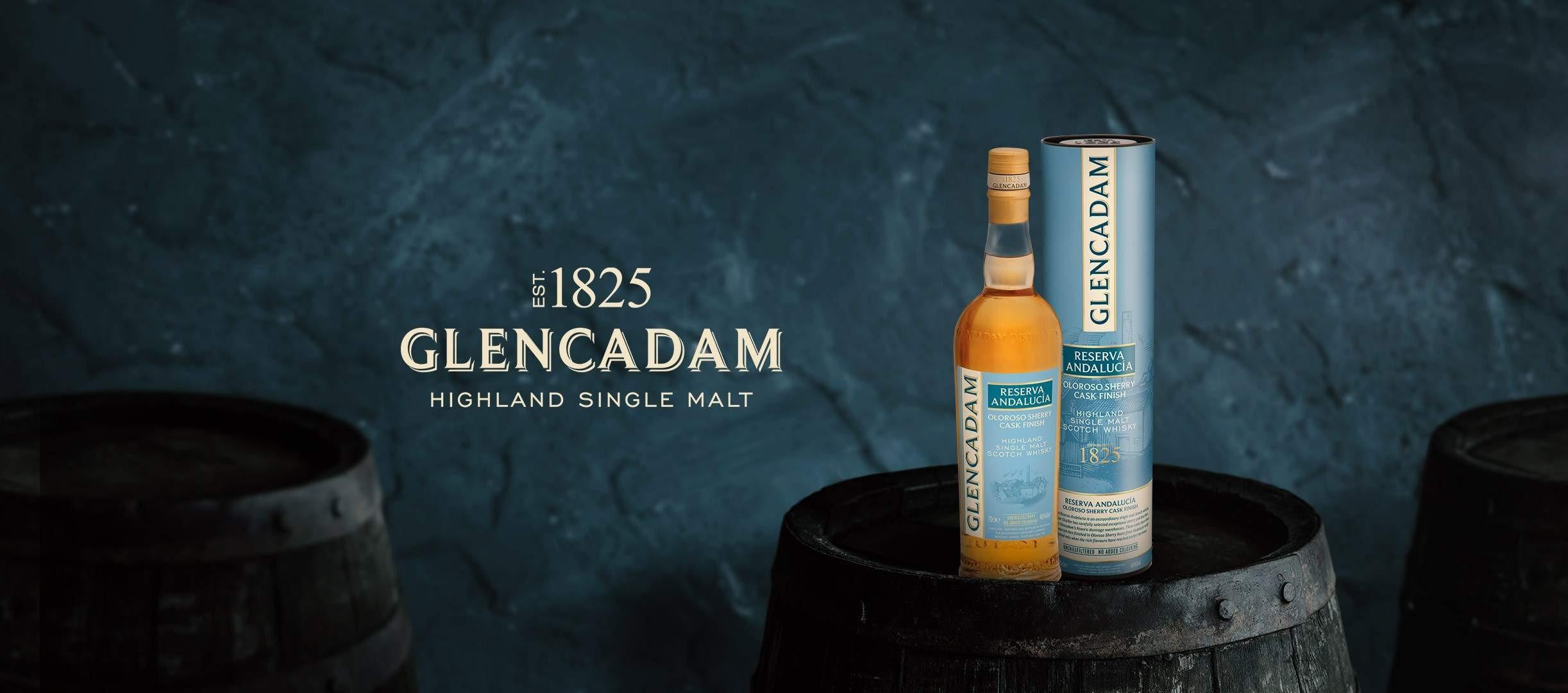 Whisky Glencadam Reserva...