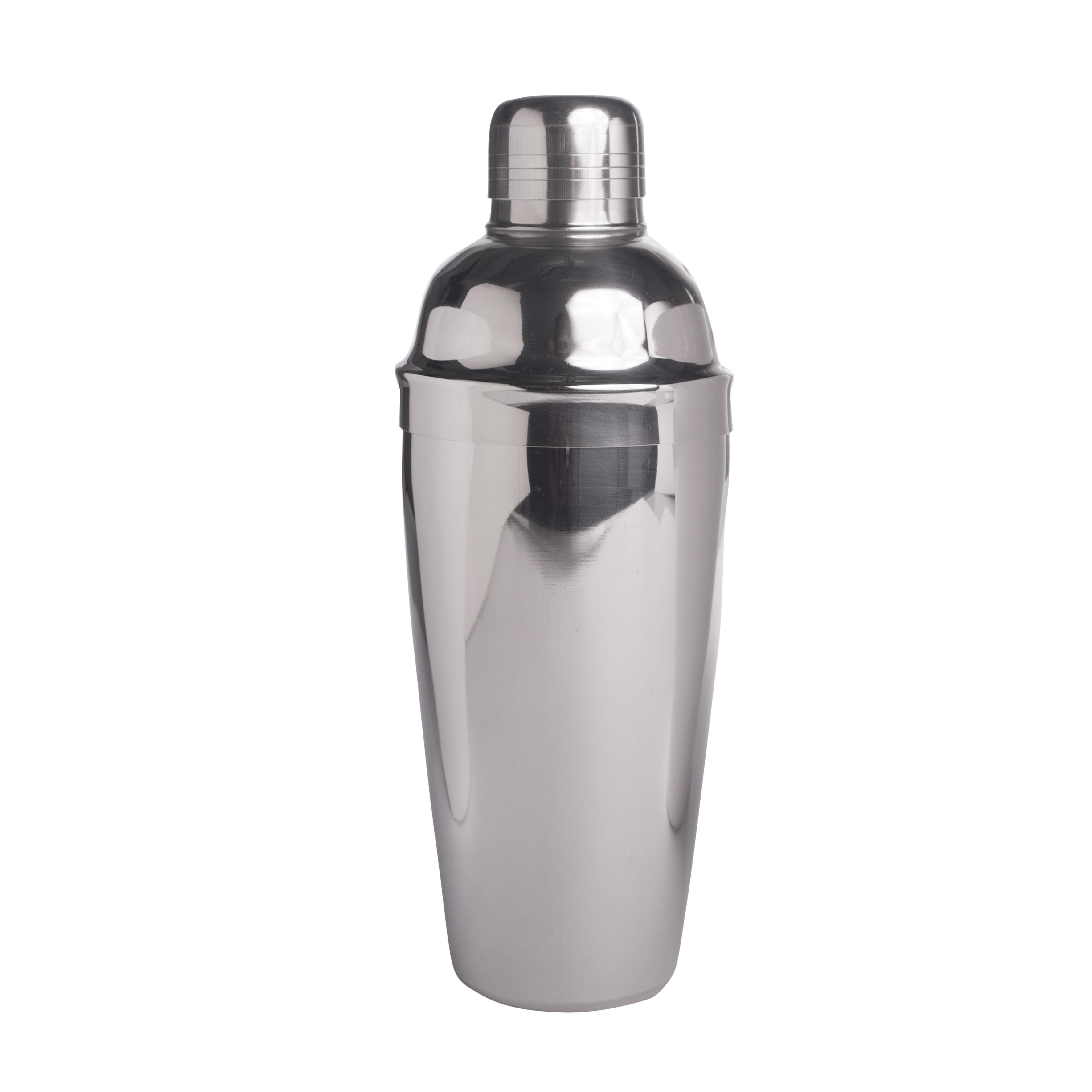 Cocktail-Shaker, poliert...