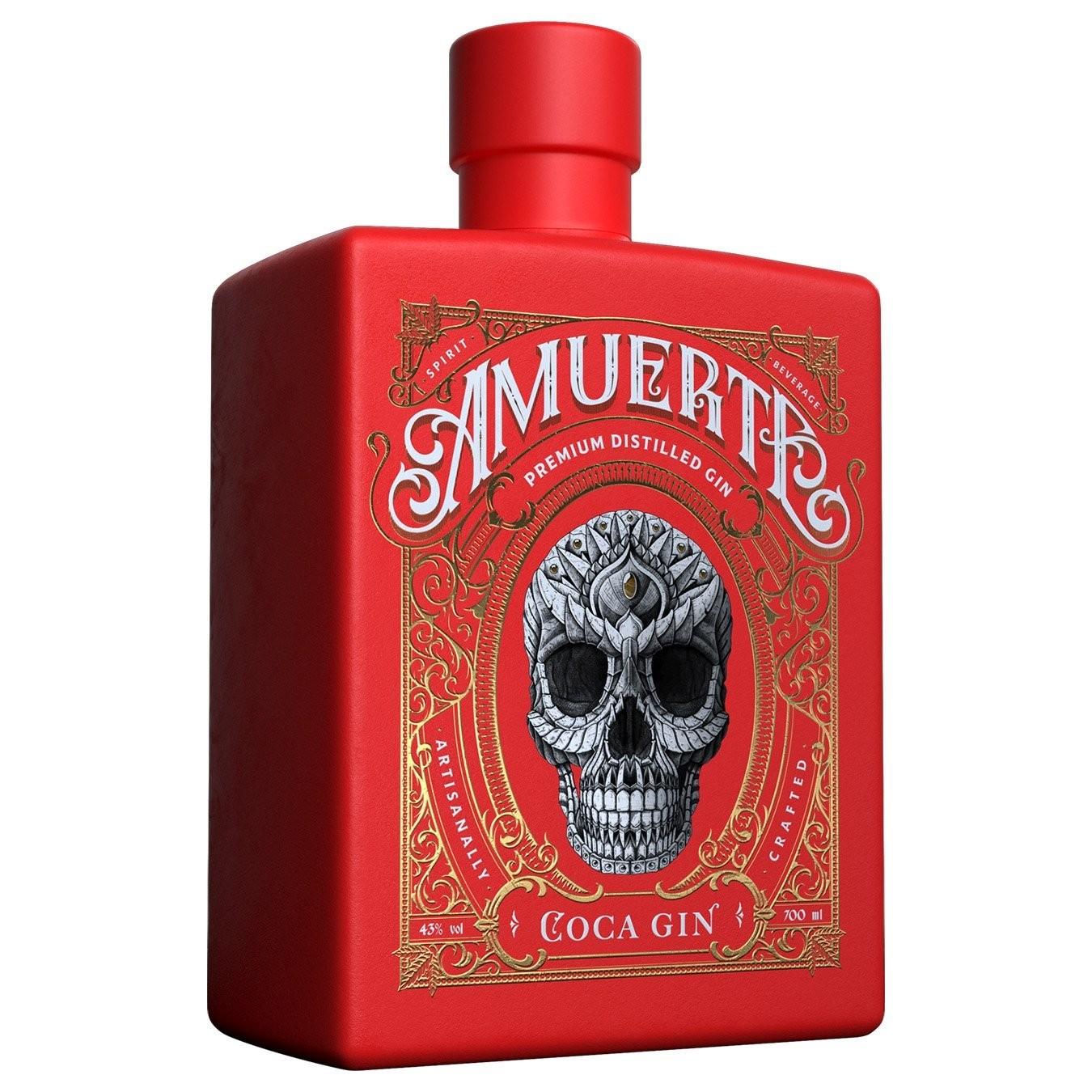 Amuerte - RED Edition gin...