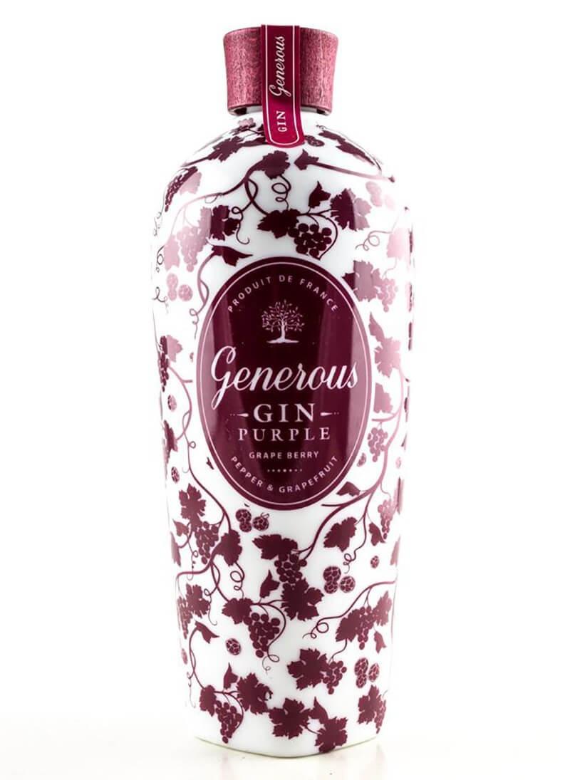 "Generous Gin ""Purple"""