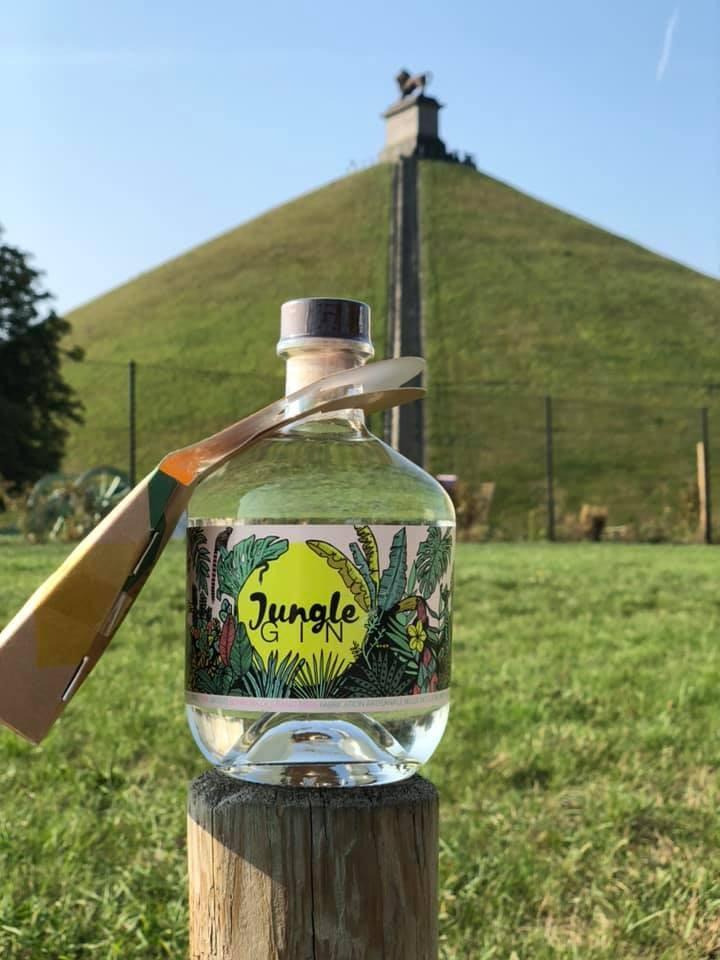 Jungle Fever Gin 0.5l- 40%