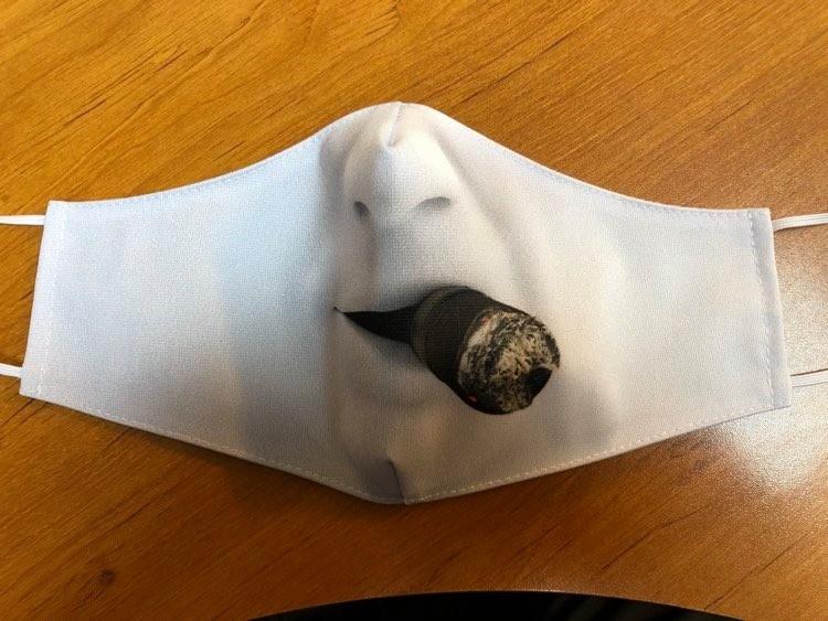 Masque de protection photo...