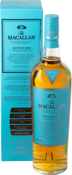 Macallan Edition N°6 48.6°...