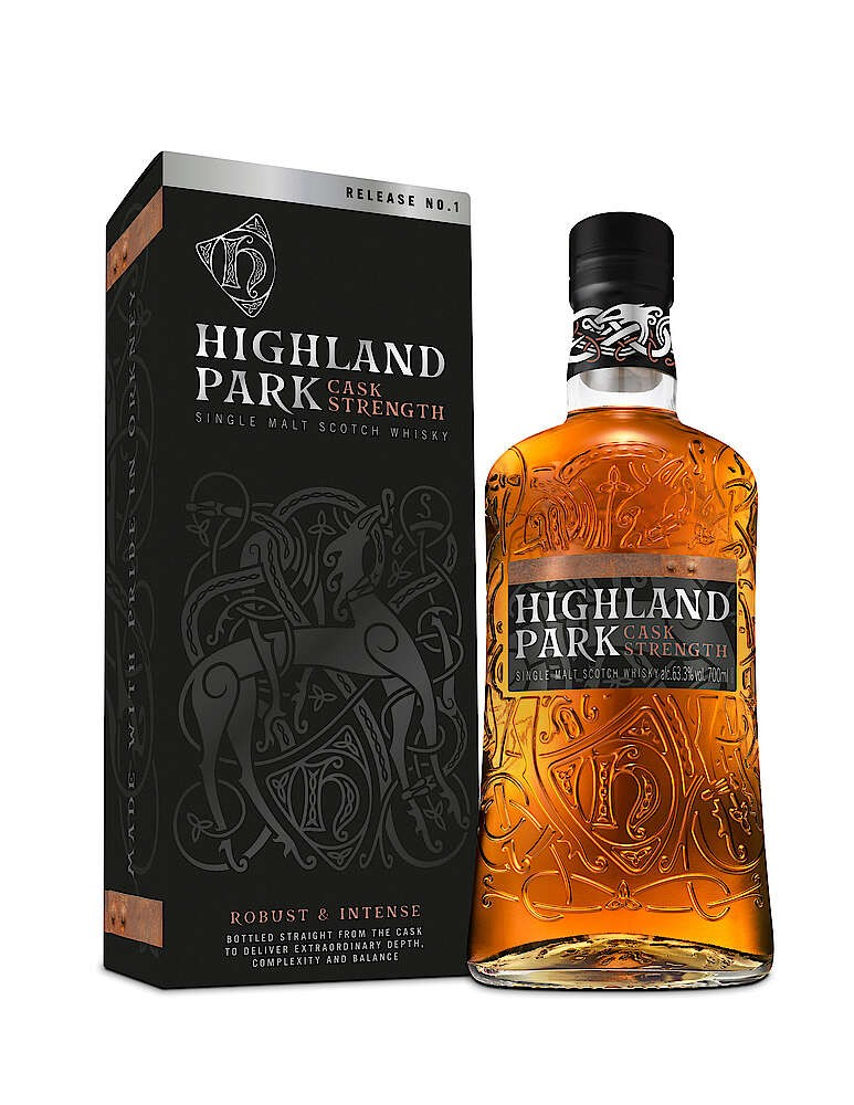 Highland Park Cask Strength...