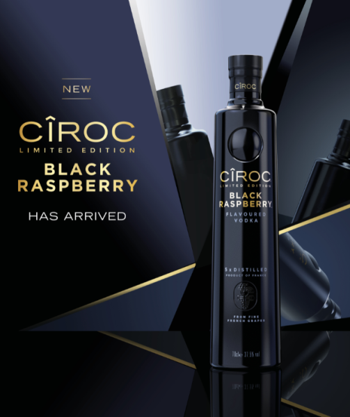 Ciroc Black Raspberry 37.5°...