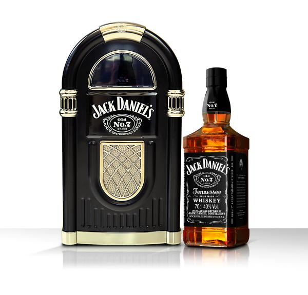 Jack Daniel's Old N°7 Juke...