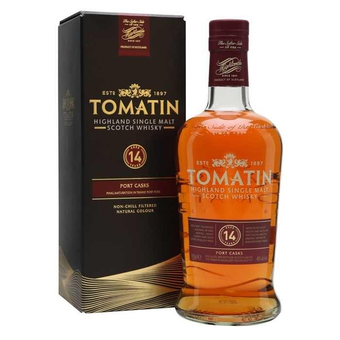 Tomatin - Port Cask - 14...