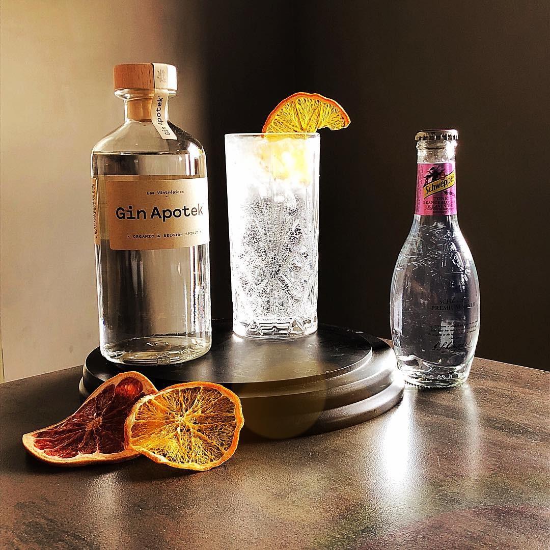 Gin Apothek 0.5l - 40%