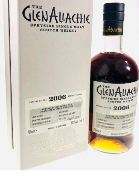 GlenAllachie 2006 Single...