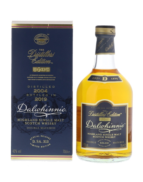 Dalwhinnie Distillers...