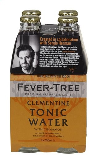 Fever-Tree Clementine &...