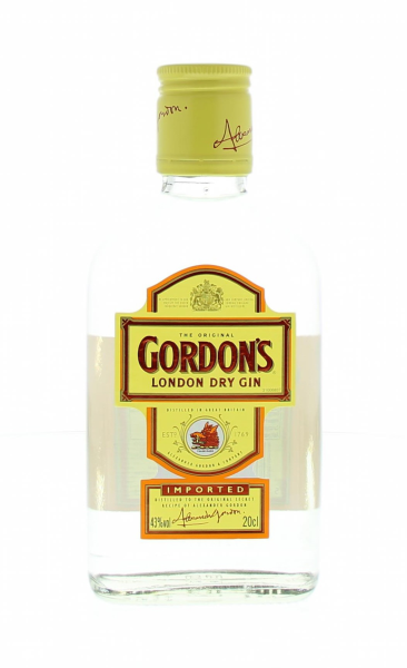 Gordon's London Dry Gin 20 cl