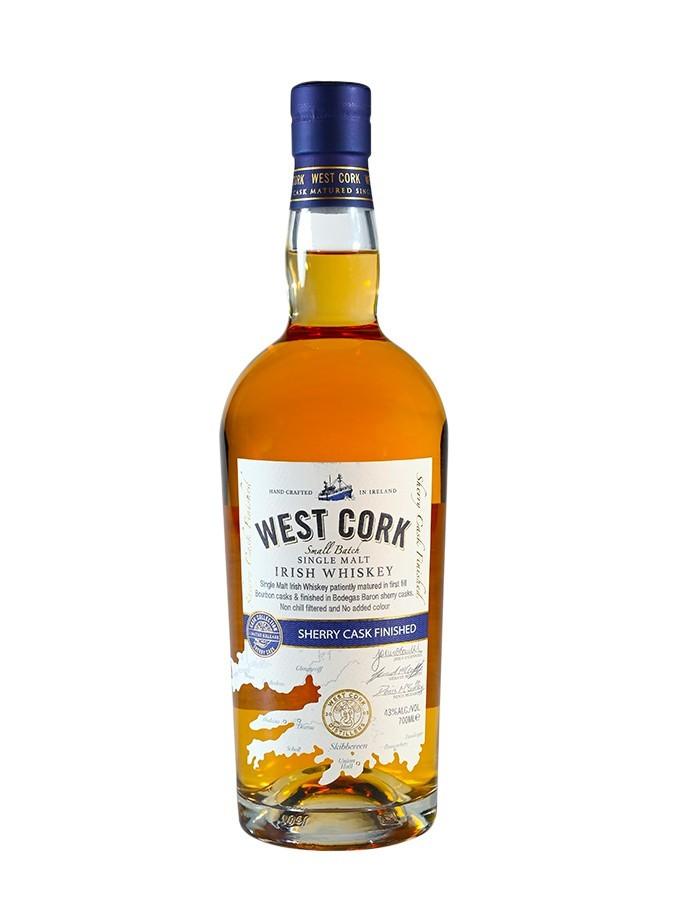 WEST CORK Sherry Cask...