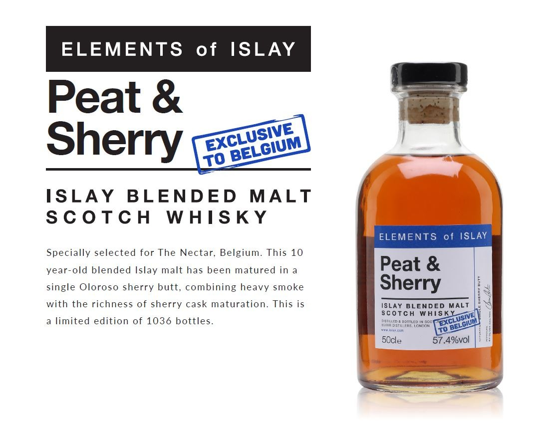 Elements Peat & Sherry 10...