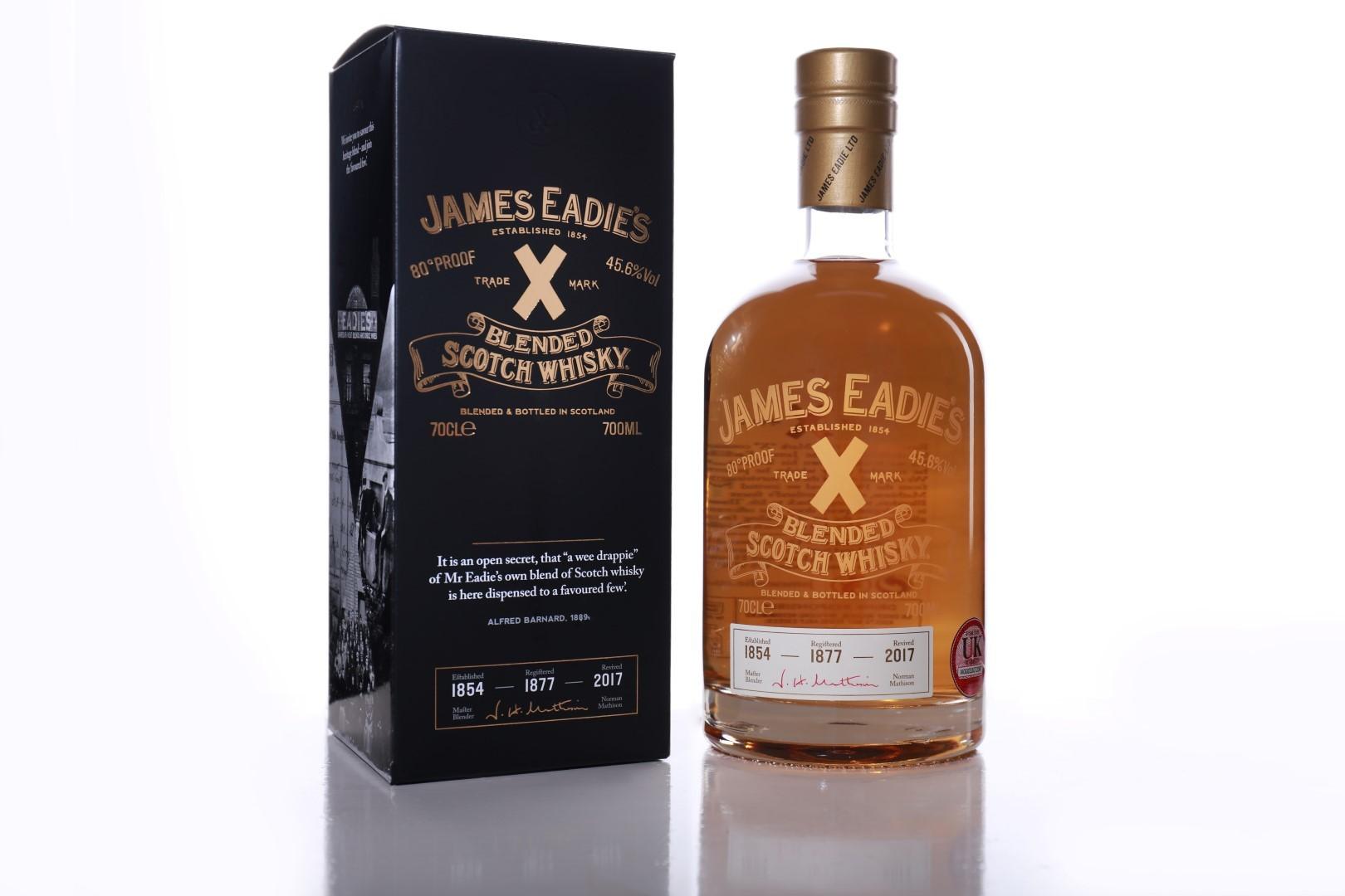 James Eadie's Trademark X...