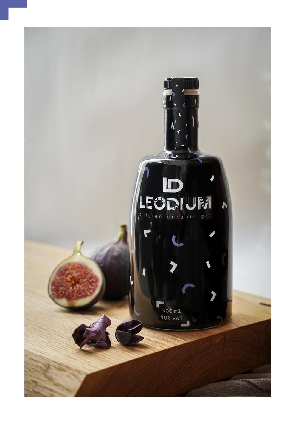 Leodium Belgium organic gin...