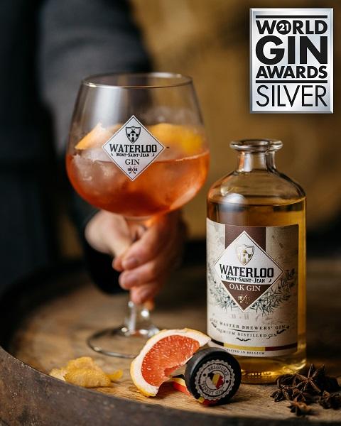 Waterloo Gin Oak Infusion...