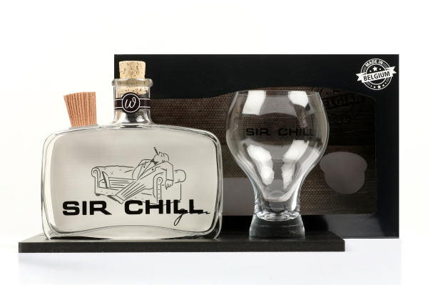 Sir chill Gin + Verre &...