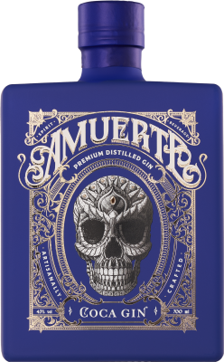 AMUERTE BLUE GIN 43° - 0.7l.