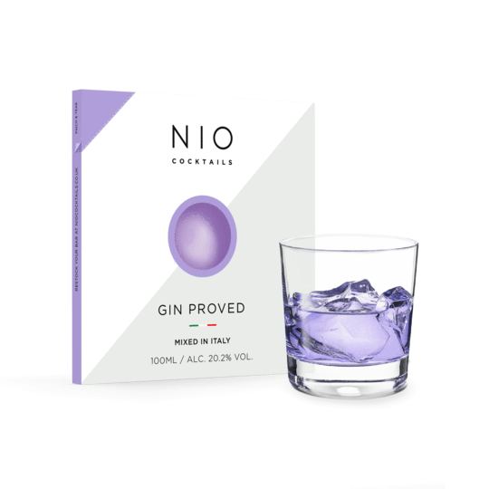 Cocktail Gin Proved NIO...