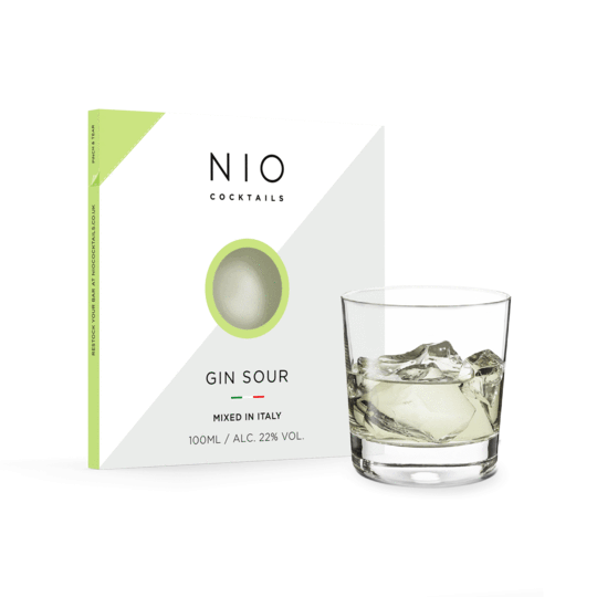 Cocktail Gin Sour 100ml. -...
