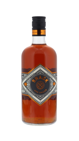 Shack Rum Red Spiced 37.5°...