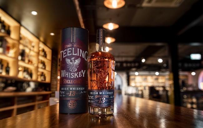 Teeling Whiskey 13-year...