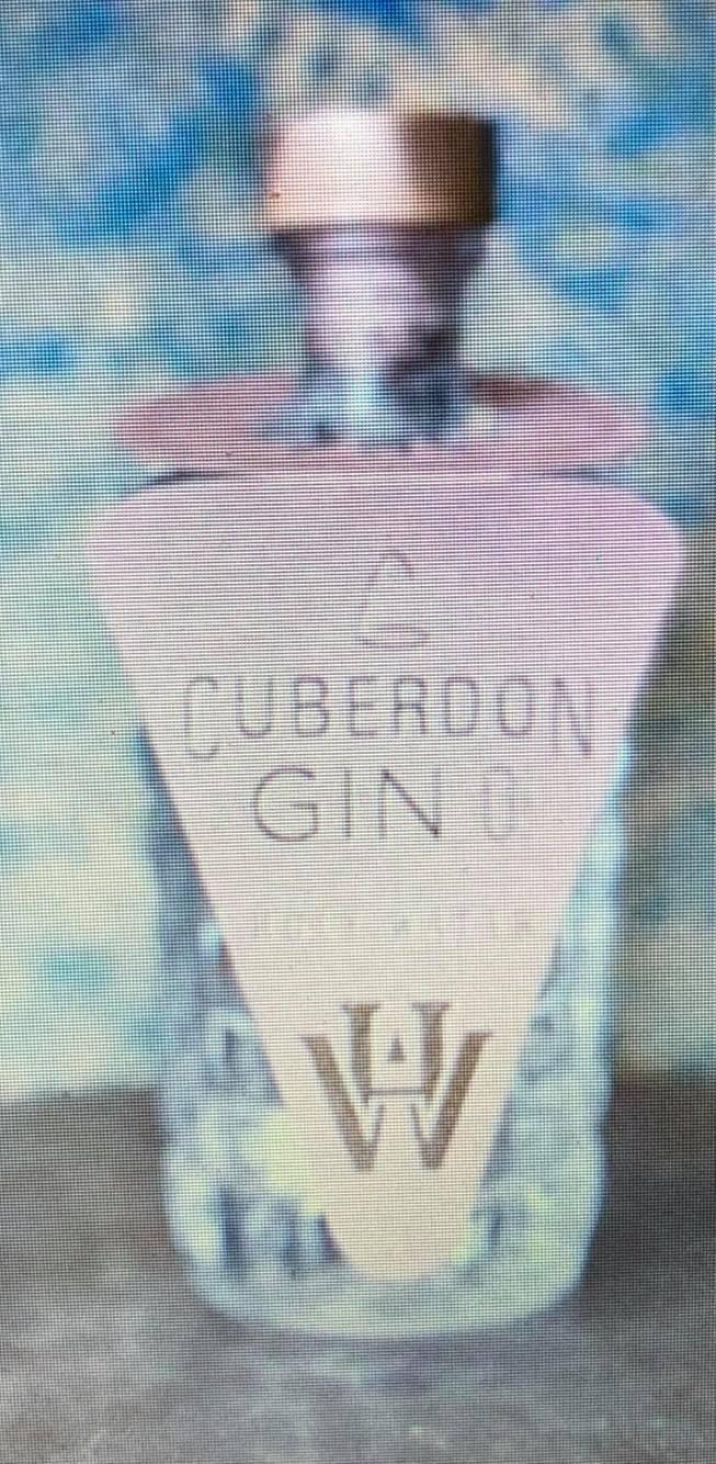Cuberdon gin 0% Holy Water...