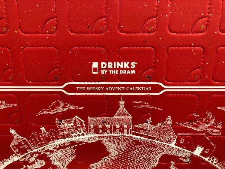 Advent whisky calendar 24 x...