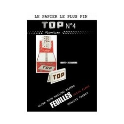 TOP Nr 4 BLANC PAPIER A ROULER (*)