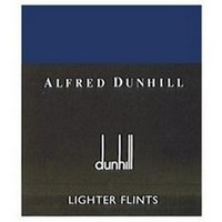 DUNHILL FLINTS SMALL A BLUE SLIDE OF 9 LA1101