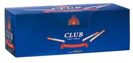 250 TUBES POUR CIGARETTES CLUB